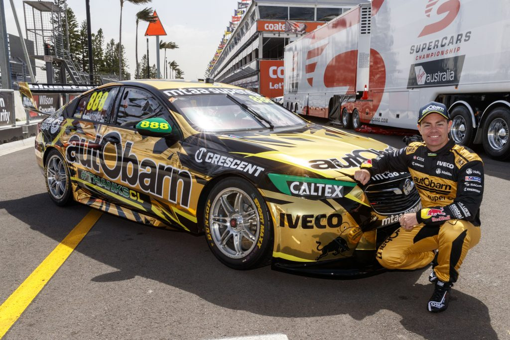Craig Lowndes will be Guest Speaker at the 2021 Vintage & Classic Charity luncheon on 25 April
